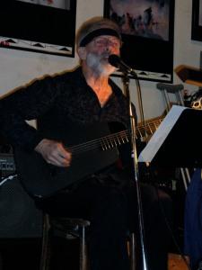 Joe Tate and weird guitar